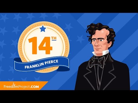 Franklin Pierce | Presidential Minute