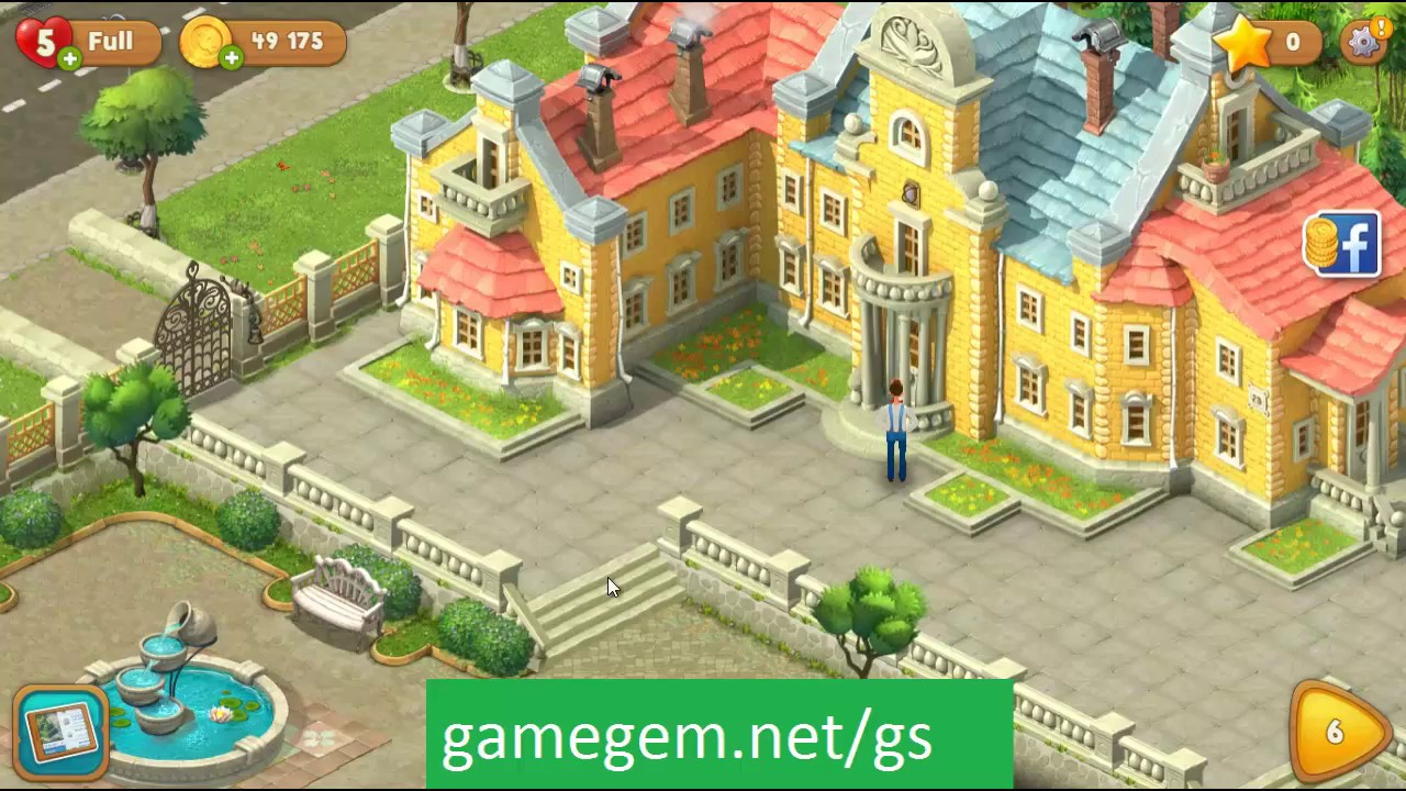 Gardenscape Hack Unlimited Coins Tutorial ♤ Gardenscape Cheat Android U0026 IOS