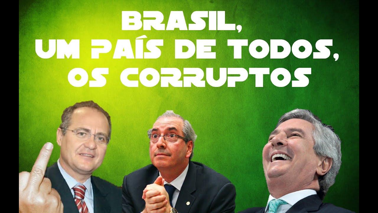 Resultado de imagem para brasil país da corrupção