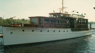 [sold] 1929 Classic 730 Motor Yacht