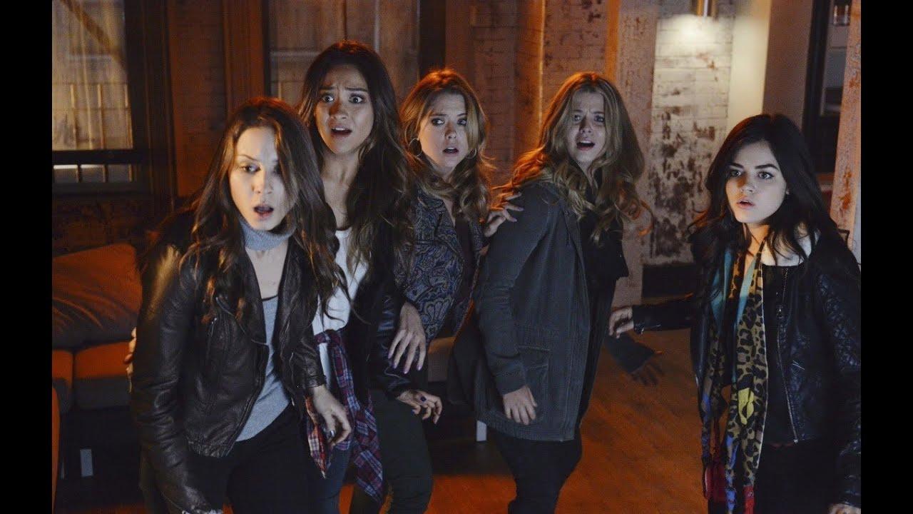 Pretty Little Liars Season 7 Watch Online