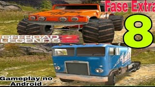 Offroad legends 2 Fase Extra Gameplay no Android
