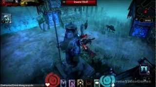 Akaneiro: Demon Hunters Gameplay PC HD