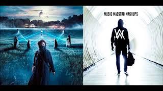On My Way/Faded [Mashup] - Alan Walker, Sabrina Carpenter & Farukko