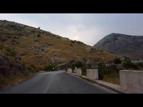 Albanian State Road SH78