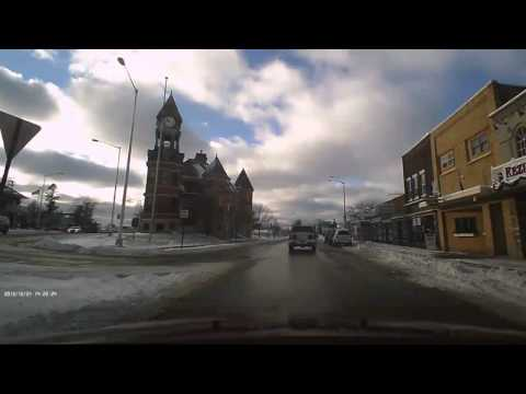 Merrill Wisconsin Ride, Lincoln County (December 21st 2012)