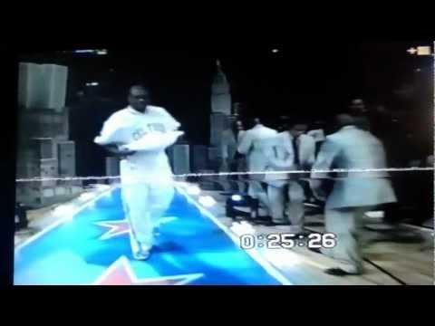 NBA 1998 All Star Game presentation