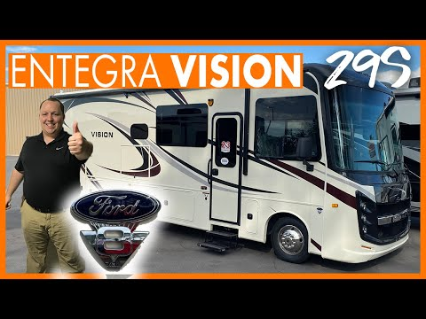 The FIRST Motorhome With The NEW Ford V8 ENGINE!!!!