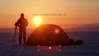 Crossing Lake Baikal - Tim Moss