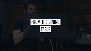 harry styles // from the dining table (live in studio) [legendado]