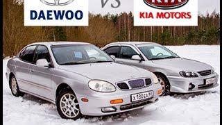 видео Покупка автомобиля за 200 тысяч. Kia Spectra, Hyundai Accent, Nissan Almera Classic, Honda Civic.