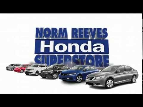 Norm Reeves Honda Irvine >> Norm Reeves Honda Irvine Limited Time Offers
