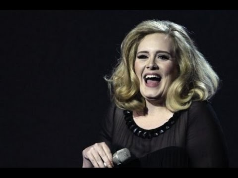 Adele Sells 1.16 Million Albums in Her 2nd week w/