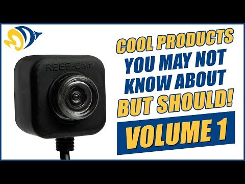 Cool Aquarium Products You May Not Know About, But Should! - VOLUME 1