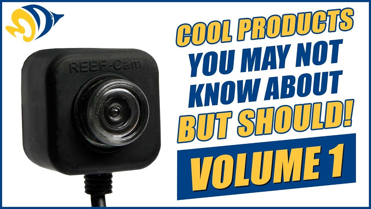 Cool Aquarium Products You May Not Know About, But Should! - VOLUME 1 Thumbnail
