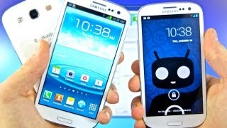 how to root sprint t mobile at samsung galaxy s3 4 1 1 install cwm l710 t999 i535 siii