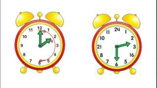 Часы. Изучаем время. Сайт - игра Разумейкин