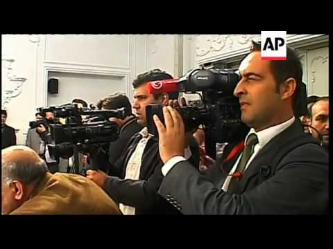 Ahmadinejad meets Turkish Prime Minister Erdogan
