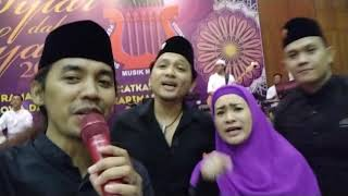 Ikke Nurjanah - Toto Anggit & PAMMI nyanyi tapi apa yang terjadi