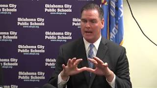 Dr. Sean McDaniel named new OKCPS Superintendent
