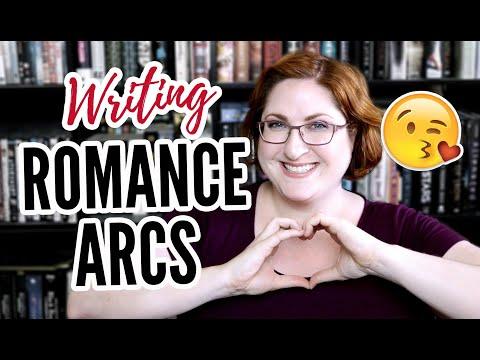 Writing Romance Arcs