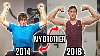 How to Build Muscle as a Teenager   Gym Mistakes & Bodybuilding Advice For Beginners