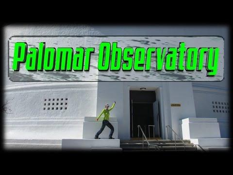 L'il Trip to the Palomar Observatory