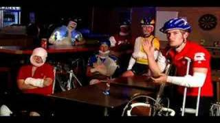 Bicycle Safety - Share the Road Comedian Commercial