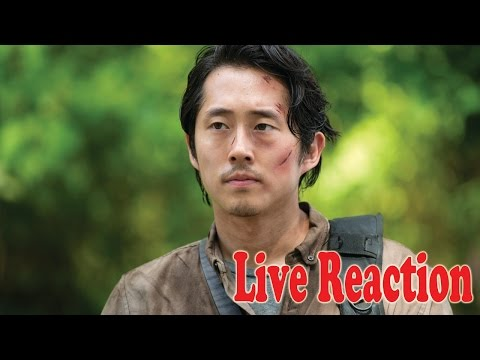 "#TWD ""Thank You"" The Walking Dead Season 6 Episode 3 Live Reaction"