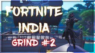 Fortnite INDIA Live - France Saison 8 Grind #2 ' ÉQUIPE SOLO (FR) Code Créateur - exellar