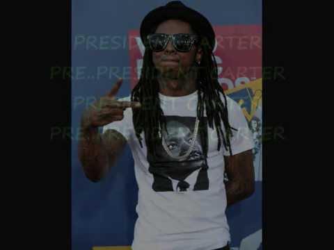 Lil Wayne - President Carter (Lyrics On Screen)HD