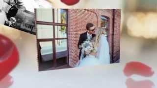 Лучшее свадебное слайд шоу из фотографий: Смотреть всем!