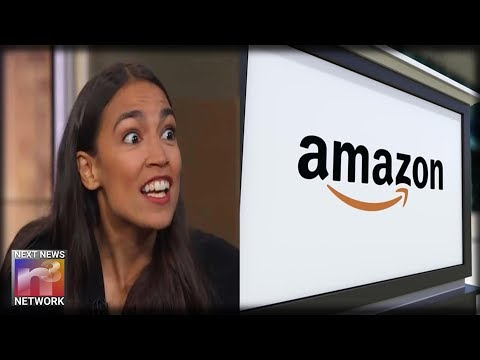 Ocasio-Cortez Is Upset World's Most Valuable Company Is Investing In NYC - Umm That's A Good Thing