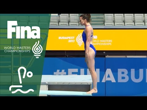 RE-LIVE - Diving Day 2: 3m Springboard | FINA World Masters Championships 2017 - Budapest