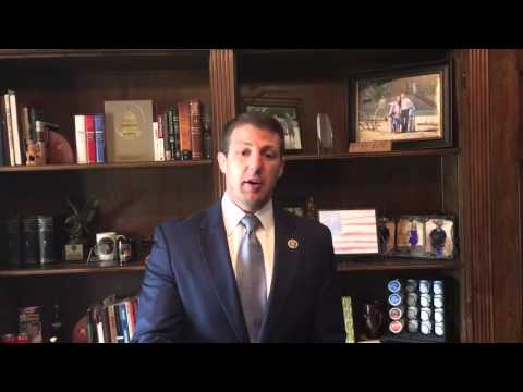 Congressman Markwayne Mullin explains the DOL's Fiduciary Rule
