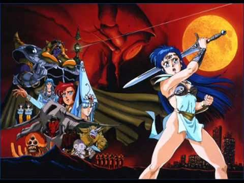 Valis II (TurboGrafx CD) Soundtrack - Act 1