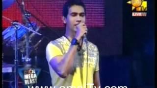 Mata Heenayak Wela Obe Oya Adare - damith asanka With Flash Back - WWW.AMALTV.COM