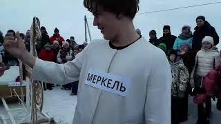 видео 40 тысяч вологжан и гостей города отпраздновали Масленицу