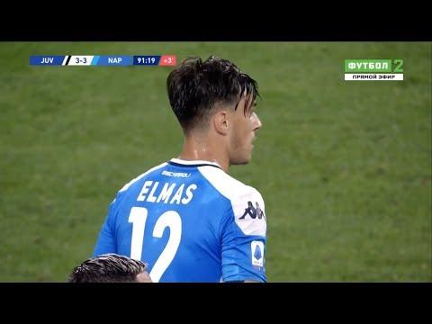 Eljif Elmas vs Juventus FC (31/08/2019) - HD 60p