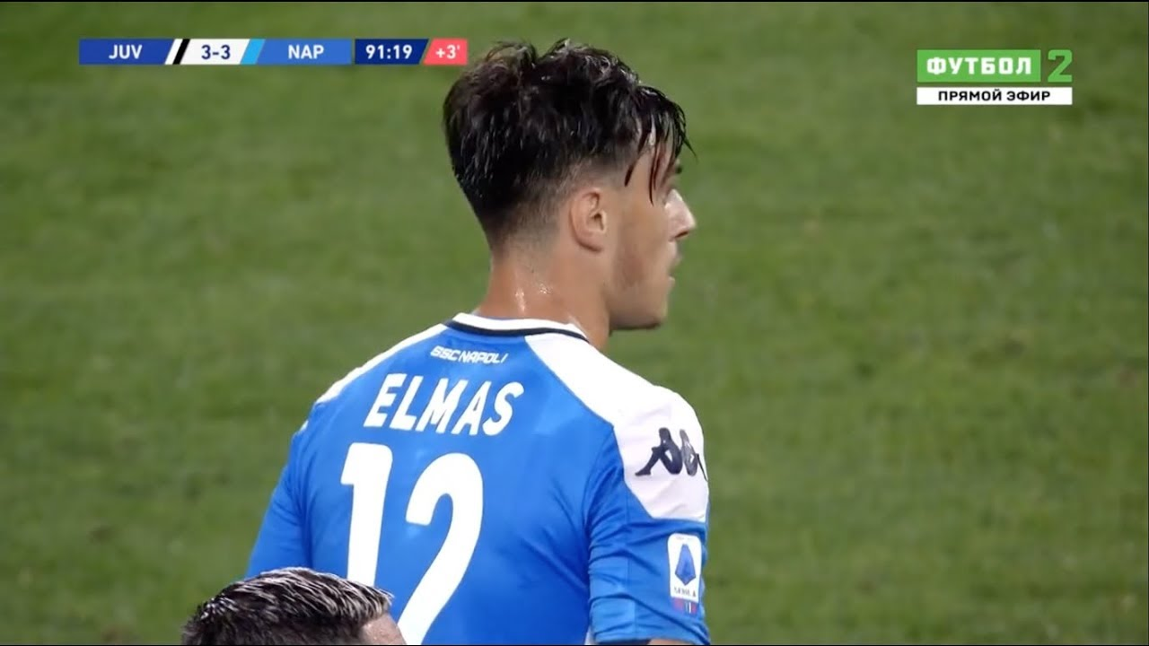 Eljif Elmas vs Juventus FC (31/08/2019) - HD 60p - YouTube