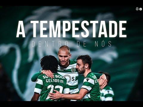 A Tempestade dentro de nós | SL Benfica vs Sporting CP