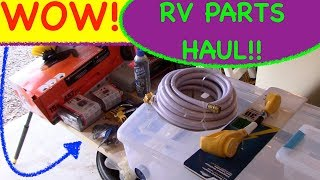 RV Parts And Accessories Essentials (Basic Products)