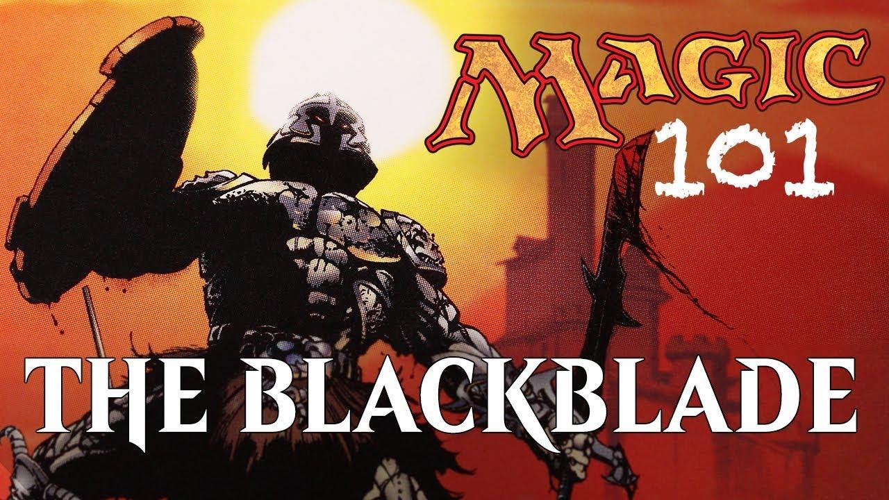 Blackblade Reforged   Mtg Magic English