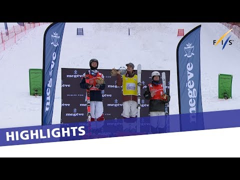 Mikael Kingsbury wraps up memorable season with eighth wonder in Megeve | Highlights