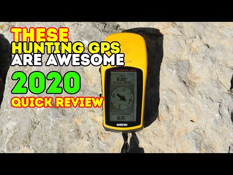 ✅ Best GPS For Hunting 2020 - Hunting GPS
