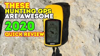 Best GPS for Hunting 2017