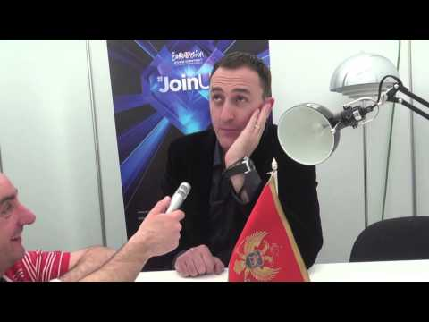ESCKAZ live in Copenhagen: Interview with Sergej Cetkovic (Montenegro)