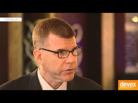 Asian Development Bank VP Stephen Groff on development in Asia-Pacific