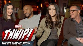 LIVE from S.H.I.E.L.D. on THWIP! The Big Marvel Show!