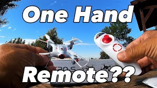 SYMA X20 - S Single Hand Transmitter RC Quadcopter